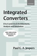 Integrated Converters D to A and A to D Architectures, Analysis and Simulation