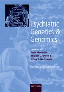 Cover for Psychiatric Genetics and Genomics