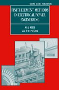 Cover for Finite Element Methods in Electrical Power Engineering