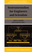 Cover for Instrumentation for Engineers and Scientists