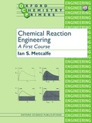 Cover for Chemical Reaction Engineering