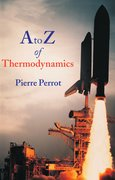 Cover for A to Z of Thermodynamics