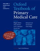 Cover for Oxford Textbook of Primary Medical Care
