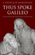 Cover for Thus Spoke Galileo
