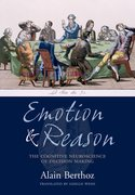 Cover for Emotion and Reason