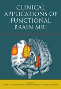 Cover for Clinical Applications of Functional Brain MRI