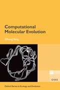 Cover for Computational Molecular Evolution