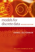 Cover for Models for Discrete Data