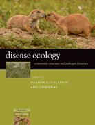 Cover for Disease Ecology