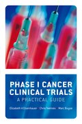 Cover for Phase I Cancer Clinical Trials