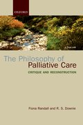 Cover for The Philosophy of Palliative Care