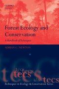 Cover for Forest Ecology and Conservation