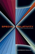 Cover for Special Relativity: A First Encounter