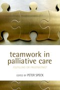 Cover for Teamwork in Palliative Care