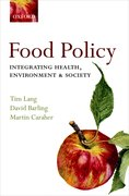 Cover for Food Policy