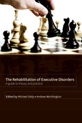 Cover for Rehabilitation of Executive Disorders