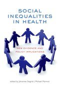 Cover for Social Inequalities in Health