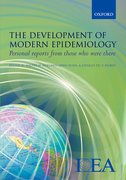 Cover for The Development of Modern Epidemiology