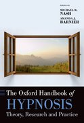 Cover for The Oxford Handbook of Hypnosis