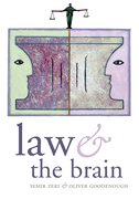 Cover for Law and the Brain