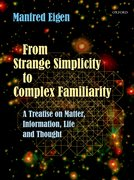 Cover for From Strange Simplicity to Complex Familiarity