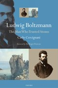 Cover for Ludwig Boltzmann