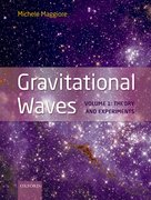 Cover for Gravitational Waves