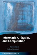 Cover for Information, Physics, and Computation
