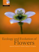 Cover for Ecology and Evolution of Flowers