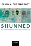 Cover for Shunned