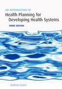 Cover for An Introduction to Health Planning for Developing Health Systems