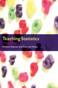 Cover for Teaching Statistics