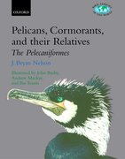 Cover for Pelicans, Cormorants, and Their Relatives