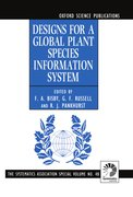 Cover for Designs for a Global Plant Species Information System