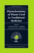 Cover for Phytochemistry of Plants Used in Traditional Medicine