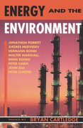 Cover for Energy and the Environment