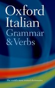 Cover for Oxford Italian Grammar and Verbs
