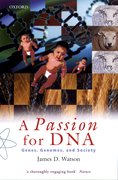 Cover for A Passion for DNA