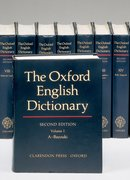 OED cover, via the OUP website