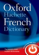 Cover for Oxford-Hachette French Dictionary
