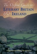 Cover for The Oxford Guide to Literary Britain and Ireland