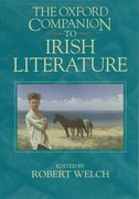 Cover for The Oxford Companion to Irish Literature
