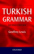 Cover for Turkish Grammar