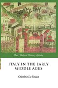 Cover for Italy in the Early Middle Ages