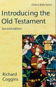 Cover for Introducing the Old Testament
