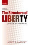 Cover for The Structure of Liberty