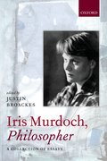 Cover for Iris Murdoch, Philosopher