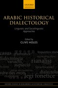 Cover for Arabic Historical Dialectology