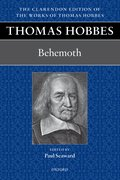 Cover for Thomas Hobbes: Behemoth