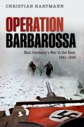 Cover for Operation Barbarossa - 9780198701705